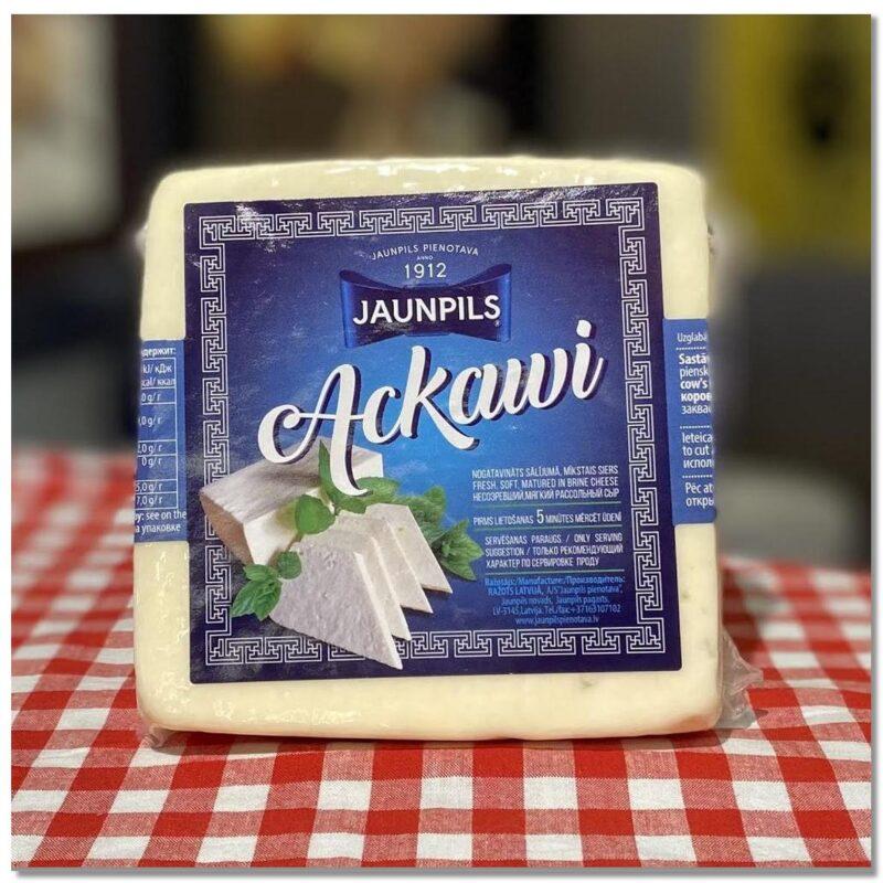 Ackawi Jaunpils арабская брынза, 400 г.